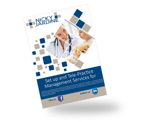 practice management - medical centre setup consulting training - health industry consultant - nicky jardine - virtual practice management