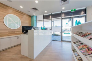 medical clinic fit out management - setup consulting training - nicky jardine - fit-out pictures